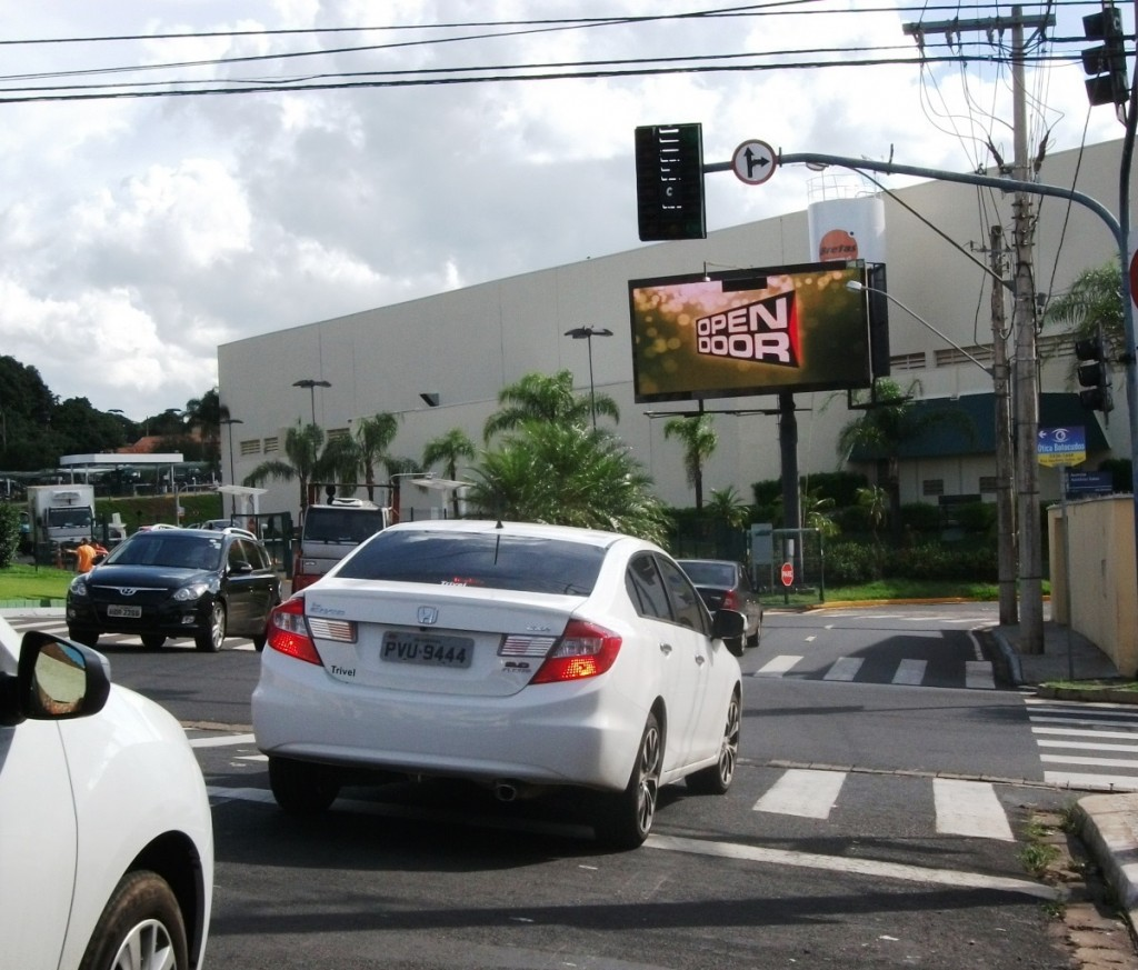 opendoor paineis de led empena outdoor outdoors propaganda uberaba mg
