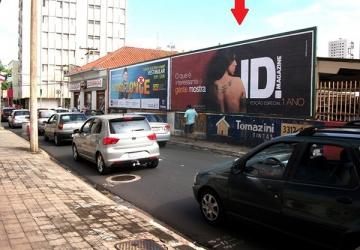 produto <em>Editar Locais</em> Placa 003 opendoor paineis outdoor painel de led frontlight empena anuncie anuncio uberaba mg