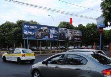 produto <em>Editar Locais</em> Placa 059 opendoor paineis outdoor painel de led frontlight empena anuncie anuncio uberaba mg
