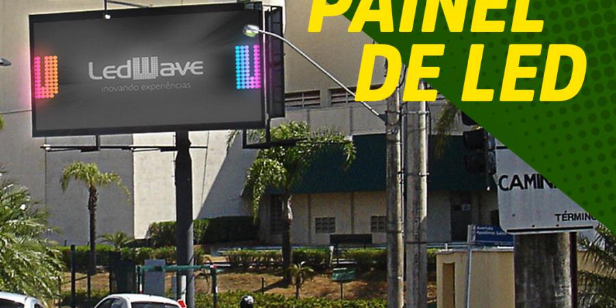 Noticia Conheça as vantagens de se anunciar em painéis de LED da netbasic uberaba mg
