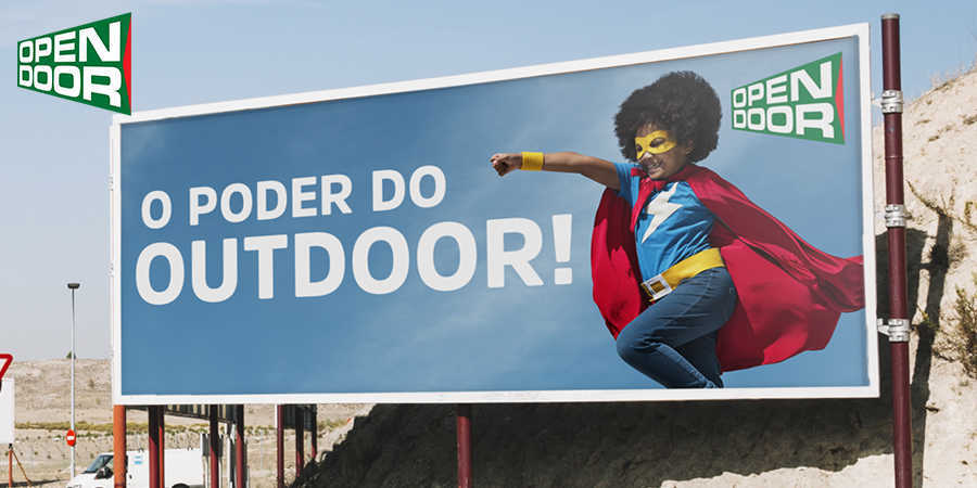 Noticia O poder do Outdoor da netbasic uberaba mg