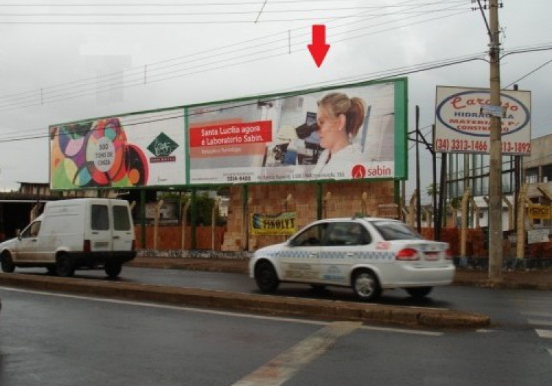 produto <em>Editar Locais</em> Placa 101 opendoor paineis outdoor painel de led frontlight empena anuncie anuncio uberaba mg
