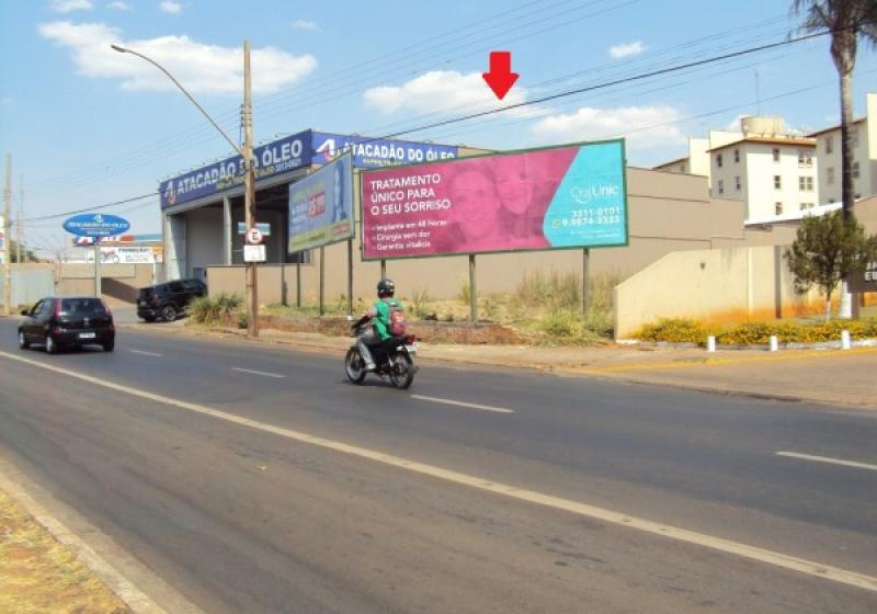 produto <em>Editar Locais</em> Placa 209 opendoor paineis outdoor painel de led frontlight empena anuncie anuncio uberaba mg
