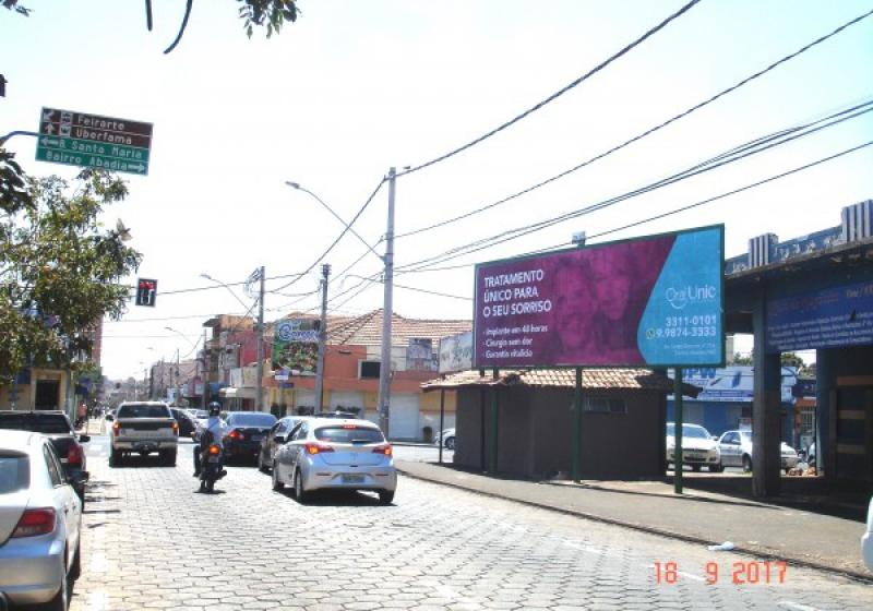produto <em>Editar Locais</em> Placa 226 opendoor paineis outdoor painel de led frontlight empena anuncie anuncio uberaba mg